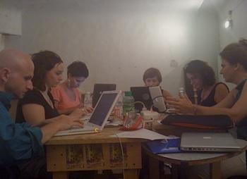Foto del workshop